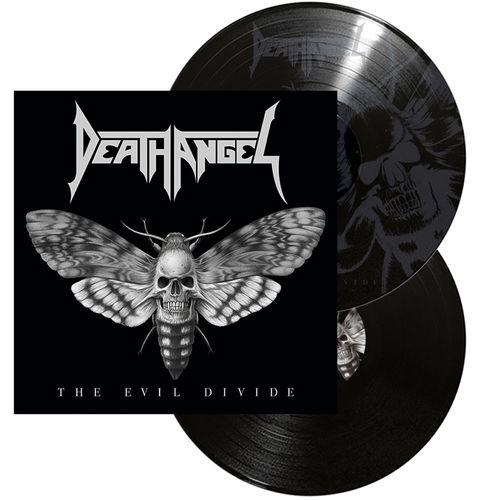 Death Angel: The Evil Divide: Etched Vinyl