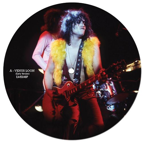 T. Rex: Venus Loon/ Til Dawn: Limited Edition Picture Disc 7
