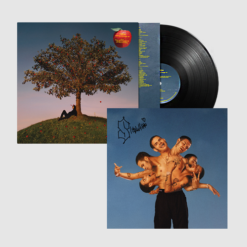 slowthai: Tyron: Recordstore Exclusive Vinyl LP + Signed Lithograph