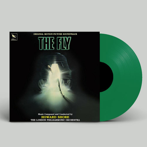 Howard Shore: The Fly (Official Soundtrack): Teleporter Fog Green Vinyl
