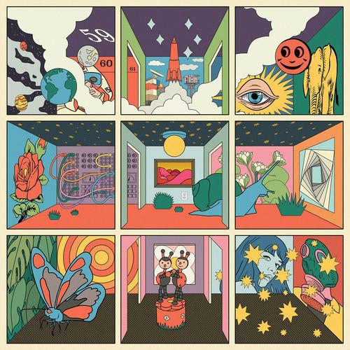 STRFKR: Future Past Life: Orange Vinyl