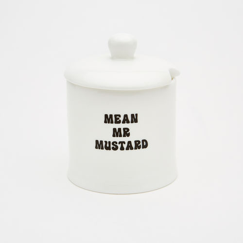 Abbey Road Studios: Mean Mr Mustard Pot