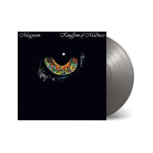 Magnum: Kingdom of Madness: Limited Edition Silver Vinyl
