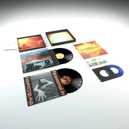 Julian Cope: Autogeddon (25th Anniversary Boxset): Limited Edition Blue 7