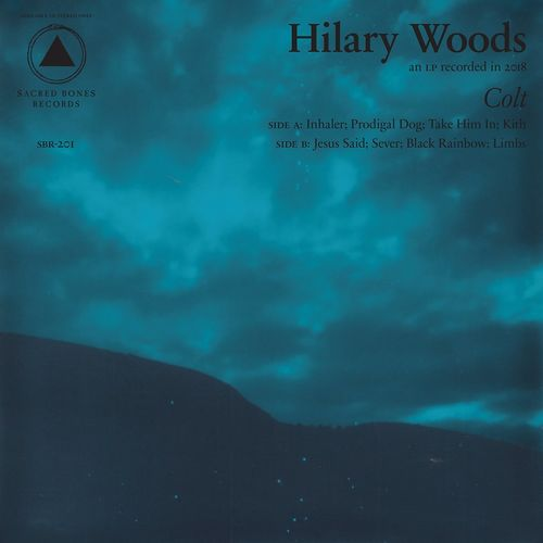 Hilary Woods: Colt: Blue Vinyl LP