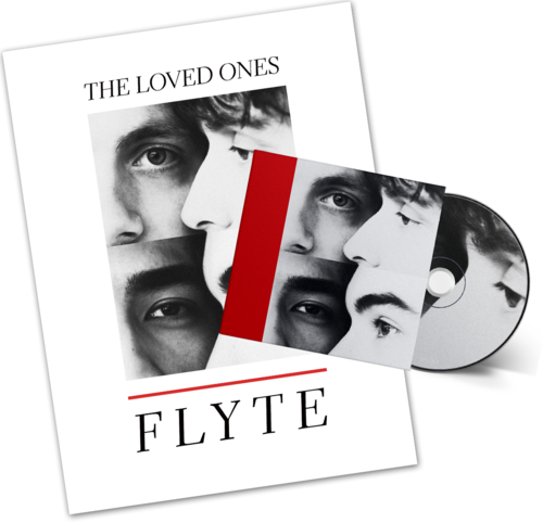 Flyte: Signed CD + Lithograph