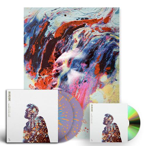 Jack Garratt: Love, Death & Dancing: Art Print, Exclusive LP + CD