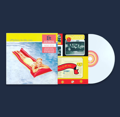 LIT: A Place In The Sun: Limited Edition White Vinyl