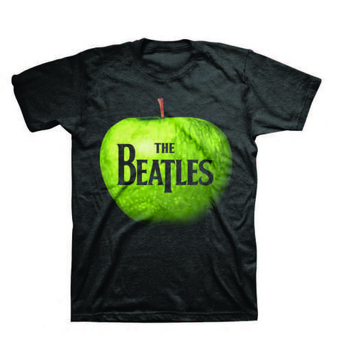 The Beatles: Apple Logo T-Shirt - Small