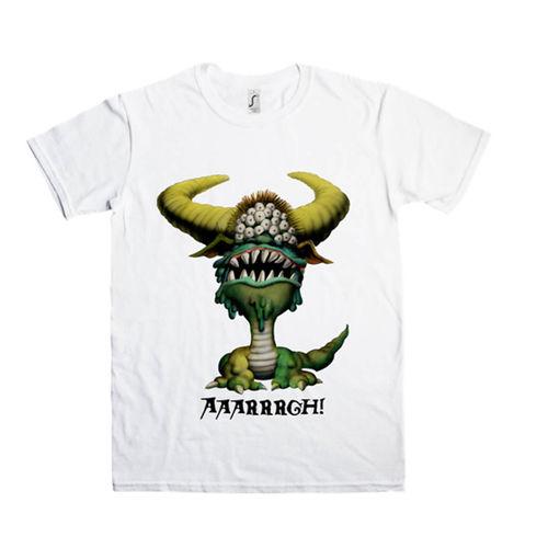 Monty Python: Black Beast Of Aaarrrgghh T-Shirt