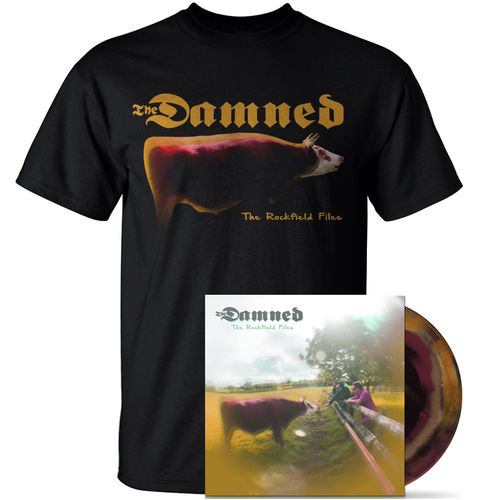 The Damned: Coloured Vinyl & T-Shirt
