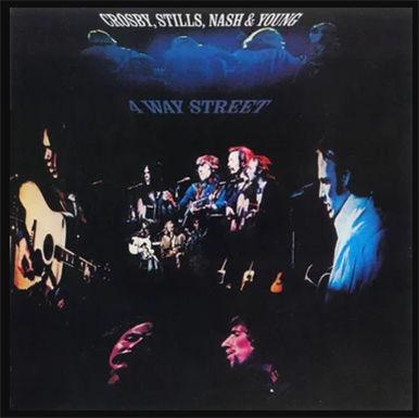 Crosby, Stills, Nash & Young: 4 Way Street [RSD 2019]