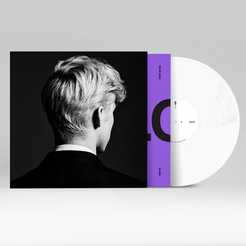 Troye Sivan: Bloom Exclusive White Vinyl