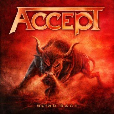 Accept: Blind Rage CD + Blu-Ray