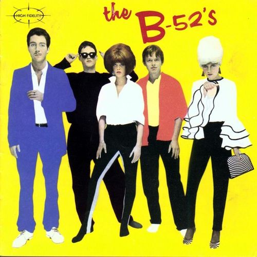 The B-52's: The B-52's