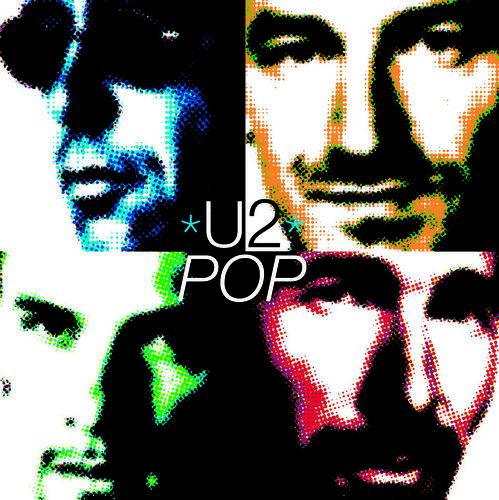 U2: Pop - LP