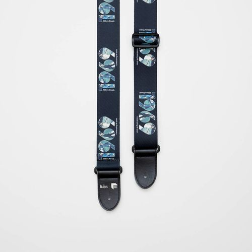 The Beatles: Abbey Road 1969 Commemorative Guitar Strap