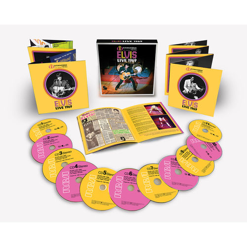 Elvis Presley: Elvis Presley – Live! 1969