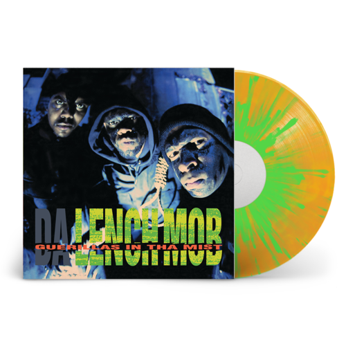 Da Lench Mob : Guerillas In Tha Mist: Limited Edition Orange + Green Splatter Vinyl LP