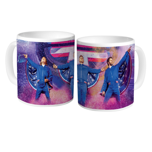 Take That: Odyssey Live Mug