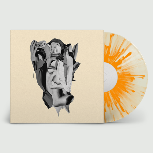 Milk Teeth: Milk Teeth: Limited Edition Milky White Vinyl with Orange Splatter