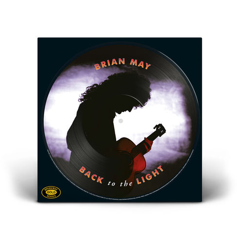 Brian May: Back To The Light Picture Disc