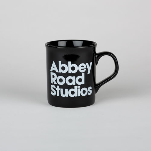Abbey Road Studios: Black Abbey Road Studios Mug