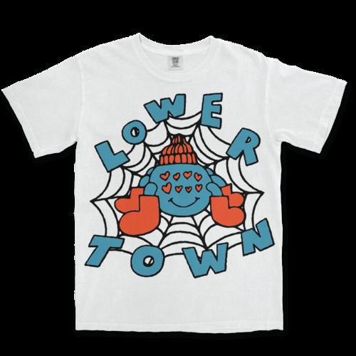 Lowertown: Spider Web T-Shirt