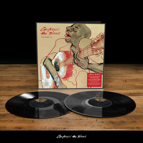 The Rolling Stones: Confessin' The Blues 2LP (Volume 2)