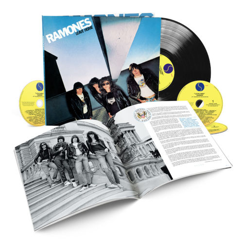 Ramones: Leave Home: 40th Anniversary Deluxe Edition