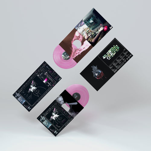 Grimes: Miss Anthropocene: Limited Edition Translucent Pink Vinyl