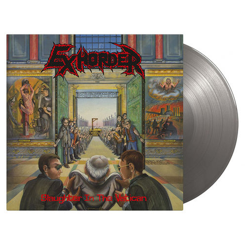 Exhorder: Slaughter in the Vatican: Limited Edition Silver Vinyl