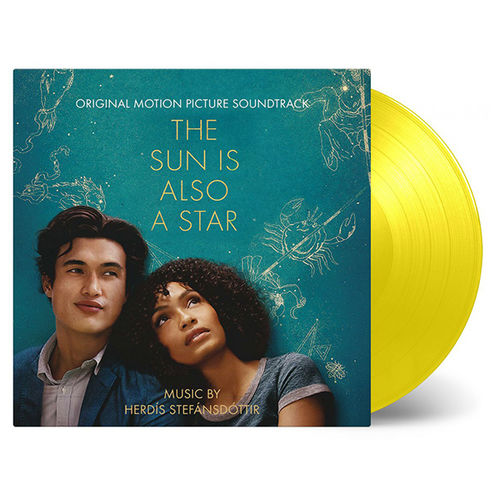 Original Soundtrack: The Sun Is Also A Star: Limited Edition Coloured Vinyl