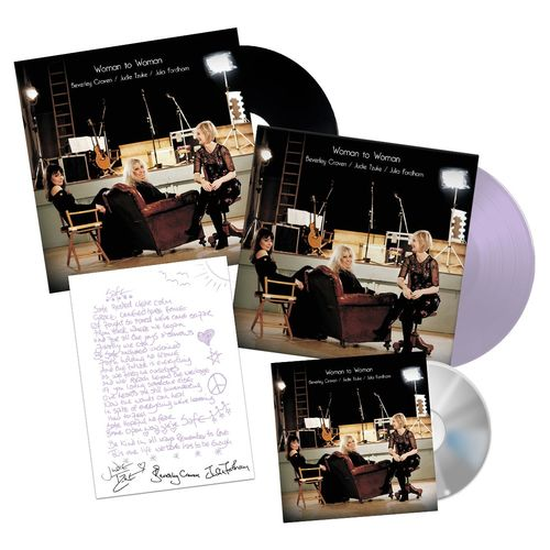 Judie Tzuke, Beverley Craven, Julia Fordham: Happy Ever After - Webstore Exclusive Bundle