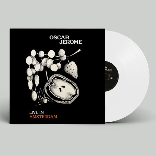 Oscar Jerome: Live In Amsterdam: Exclusive Signed Vinyl LP