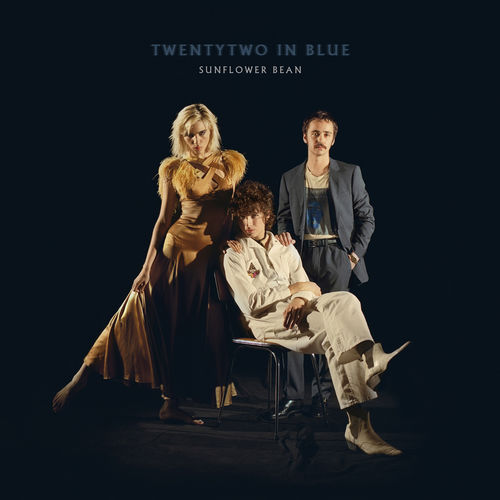 Sunflower Bean: Twentytwo in Blue: Blue Vinyl