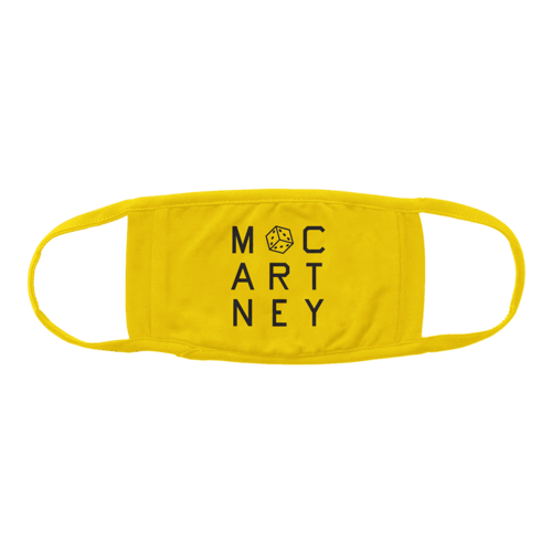 Paul McCartney: III Mask Yellow