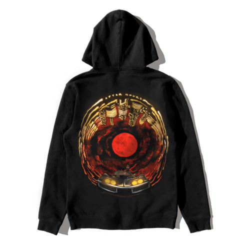 The Weeknd: LOST HIGHWAY PULLOVER HOODIE