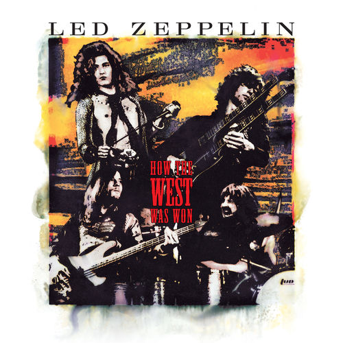 Led Zeppelin: How The West Was Won: Blu-Ray Audio