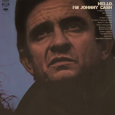 Johnny Cash: Hello, I'm Johnny Cash