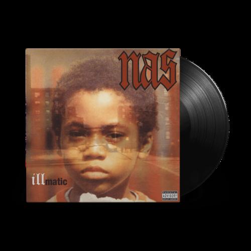 Nas: Illmatic: Vinyl LP