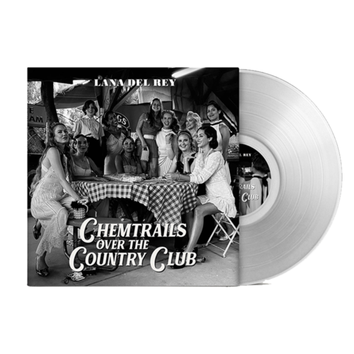 Lana Del Rey: Chemtrails Over the Country Club Exclusive Transparent Vinyl