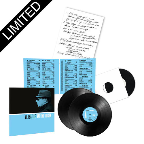 Van Morrison: Versatile Vinyl Bundle