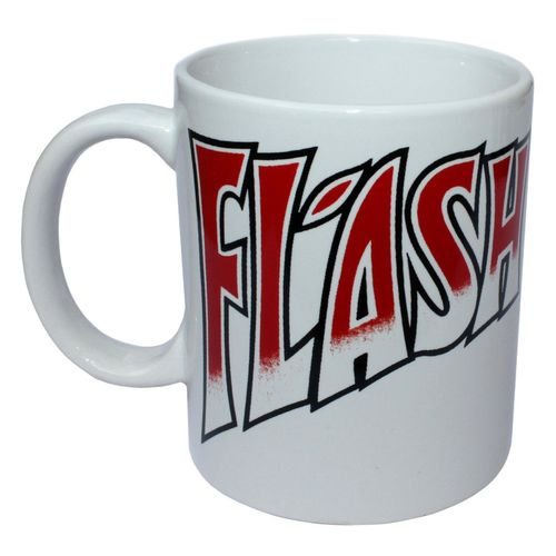 "Queen: Queen-Tasse mit ""Flash""-Aufdruck"