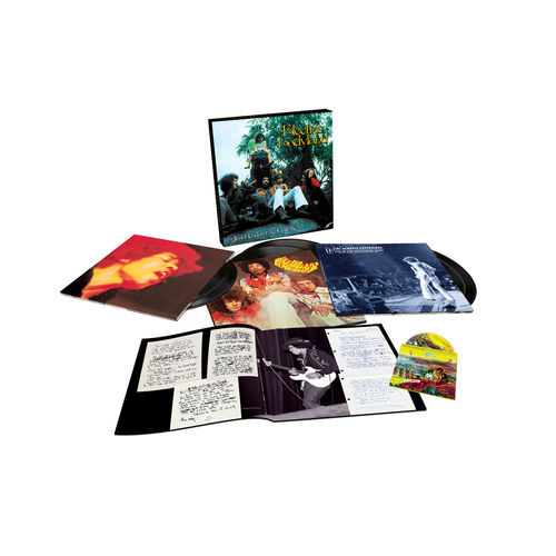 Jimi Hendrix Experience: Electric Ladyland 50th Anniversary Edition