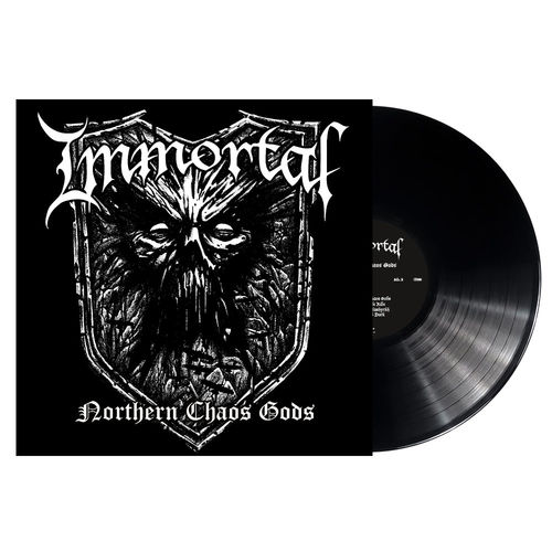 Immortal: Northern Chaos Gods: Limited Edition Gatefold 180gm Vinyl