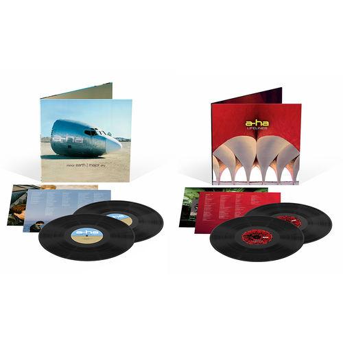 A-Ha: Minor Earth Major Sky & Lifelines: Deluxe Album Bundle