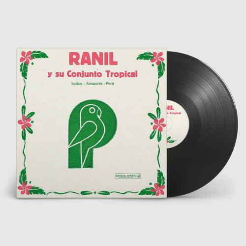 Ranil: Ranil Y Su Conjunto Tropical: Limited Edition 180gm Gatefold Vinyl