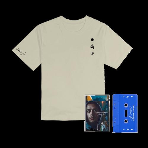 Dermot Kennedy: Without Fear: Blue Cassette + Tee
