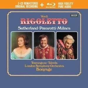 Luciano Pavarotti: Verdi: Rigoletto
